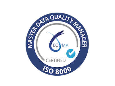 Curso ISO 8000 Master Data Quality Manager
